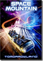 Space Mountain poster - www.WaltsApartment.com