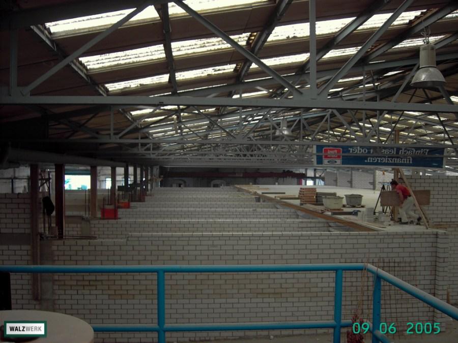 Walzwerk - Der Umbau 2005 - 12