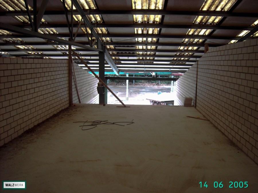 Walzwerk - Der Umbau 2005 - 16
