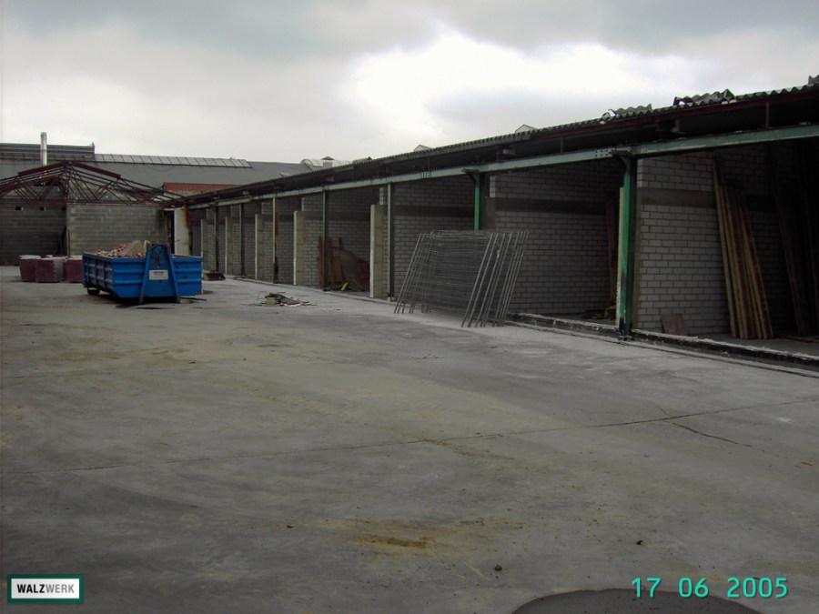 Walzwerk - Der Umbau 2005 - 21