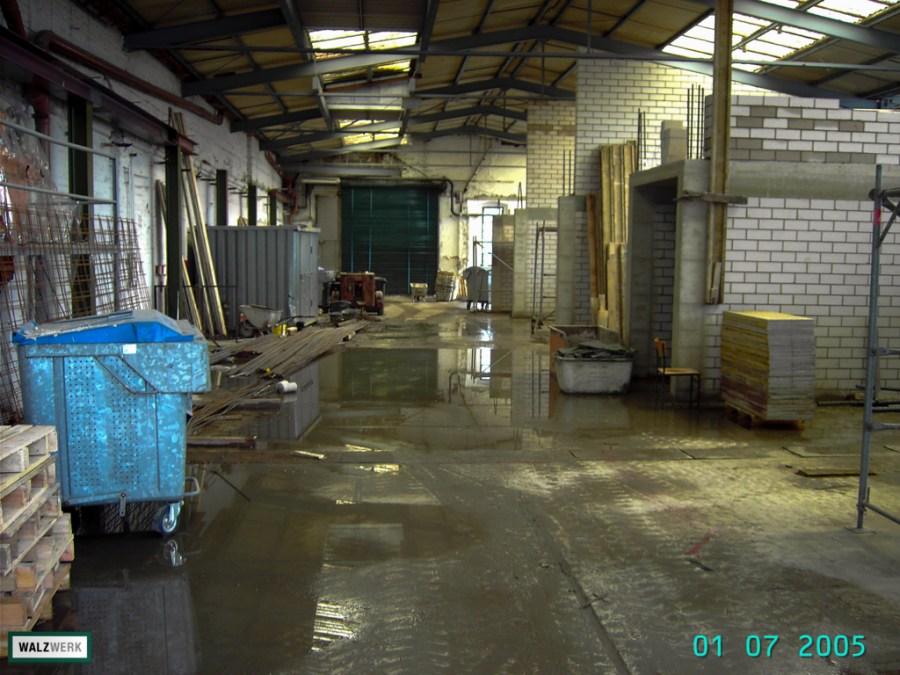 Walzwerk - Der Umbau 2005 - 36
