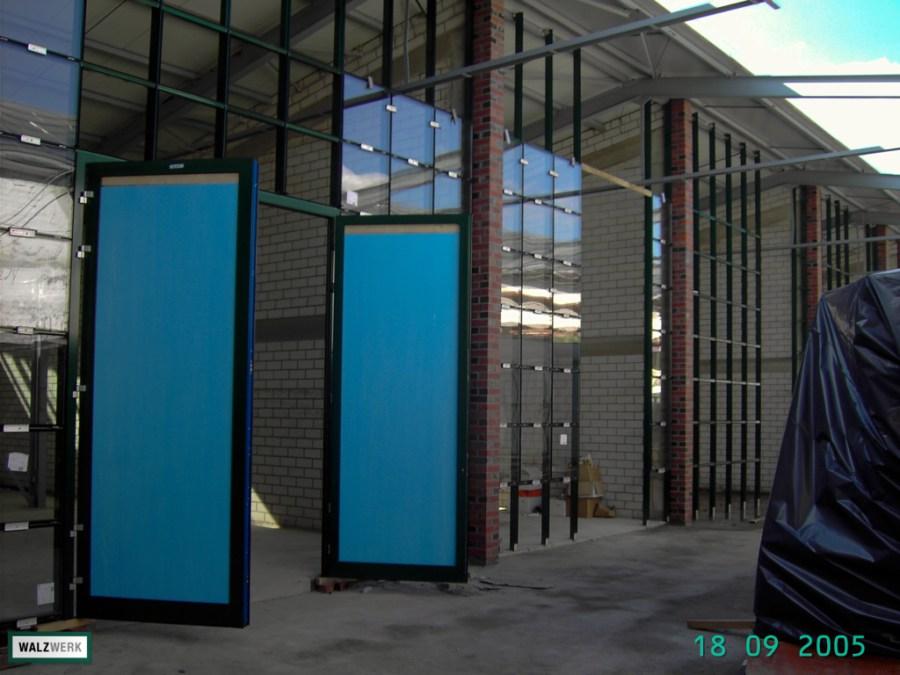 Walzwerk - Der Umbau 2005 - 58