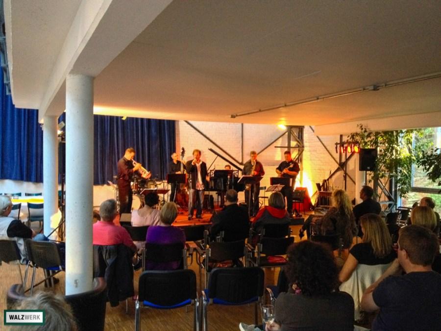 Konzert im Walzwerk-Atelier