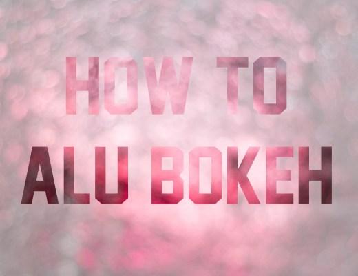 Cover Alu Bokeh