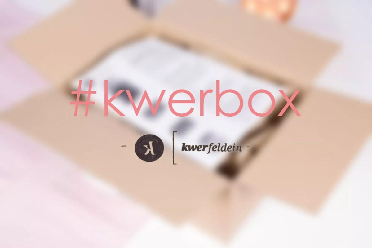 Unboxing der Fotografiebox #kwerbox