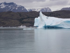 Icebergs the size of a carrier