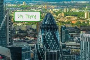 The City of London, UK