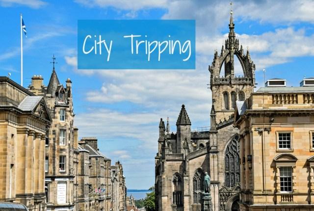 City Tripping #48 Edinburgh