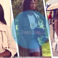 STYLE: WATCH HOW I STYLE 3 TRENCH COATS FOR THE WARMER SEASON