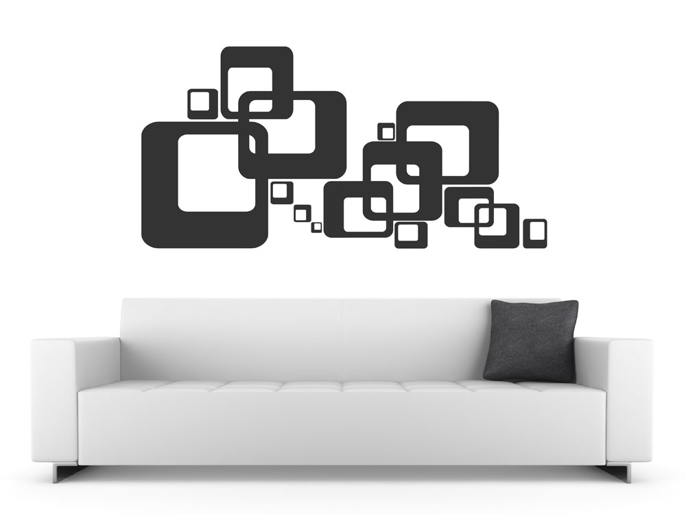 Wandgestaltung Flur Ideen #2 Dekoration Pinterest - wohnzimmer wandgestaltung schwarz weis