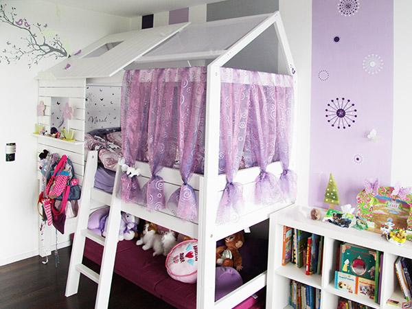 Kinderzimmer planen und einrichten - Alles was Sie wissen müssen - kinderzimmer blau mdchen