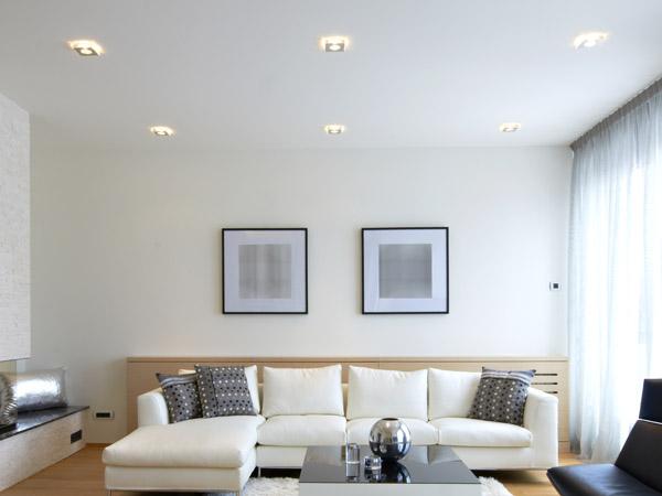 Lichtgestaltung und Beleuchtung - Ideen und Informationen - beleuchtung wohnzimmer ideen