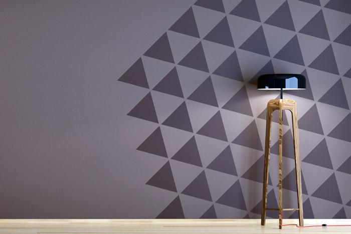 Zweifarbige Wände - Ideen zum Streichen, Tapezieren \ Gestalten - zimmer malen ideen