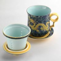 Blue Tea Mug Set  Tea Mugs - Wan Ling Tea House - We sell ...