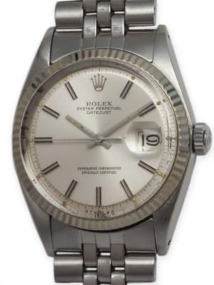 Rolex SS Datejust circa 1972