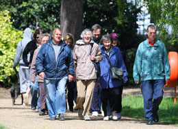 Wanstead Walks @ Outside Wanstead Place Surgery | London | United Kingdom