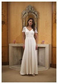 Sabina Motasem Bride ~ Understated Bridal Gowns