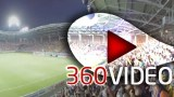 Борисов «Батэ» – Венгерский «Дебреценом» в 360 градусов видео