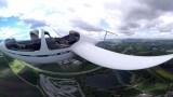 360° Video Segelflug mit der ASK21