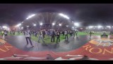 AS Roma 360 Experience: Roma vs Juventus & BEST FANS chanting