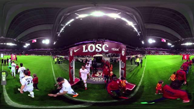 LOSC FOOTBALL 360°EXPERIENCE