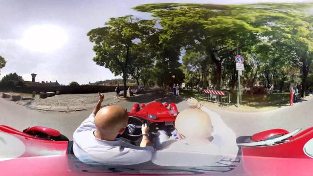 Mille Miglia video 360° – part 2