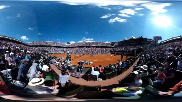 Roland Garros Ola 360° Hello ! Martin Solveig Bob Sinclar Waoo.com