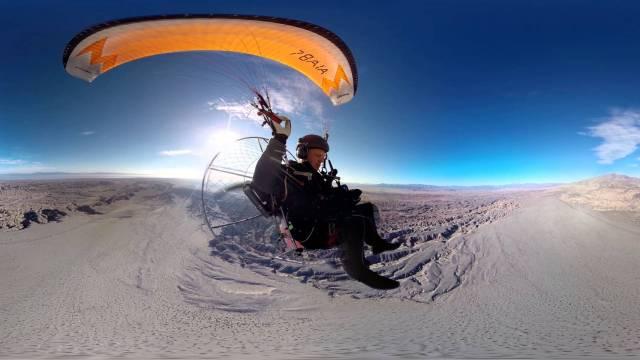 Salton City ALTITUDE 4K 360 degree video