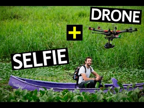 Selfie + Drone = Dronie — Epic Dronies in Veracruz Mexico
