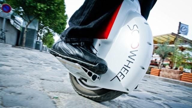 Test Solowheel S300 à 360° sur Waoo.com