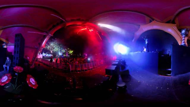 Tomorrowland Brasil em 360 graus