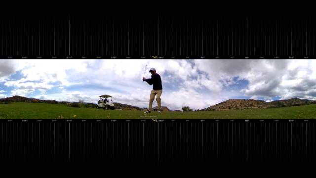 V360º HD Camera – At The Golf Course