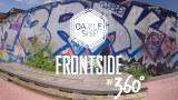 Frontside in 360˚