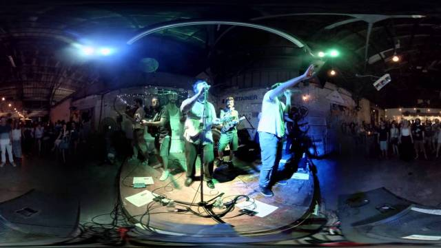 OSOG Feat. Nechi Nech – SHLOMO – LIVE@THE CONTAINER (360 Video)