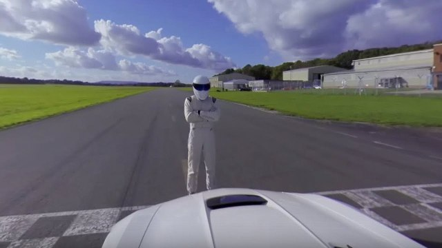 360° Stig Lap – Top Gear