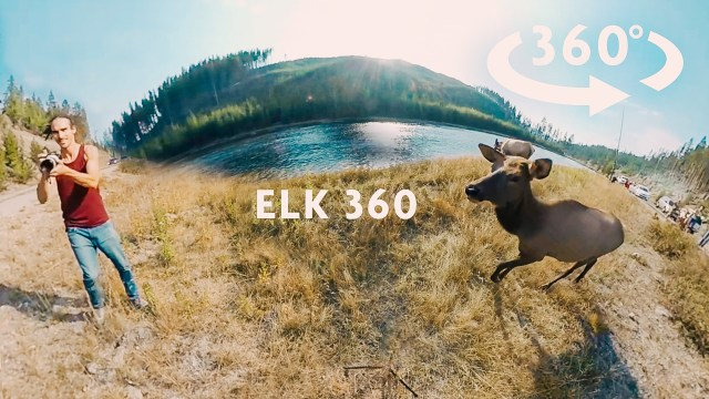 ELK VS 360 CAMERA