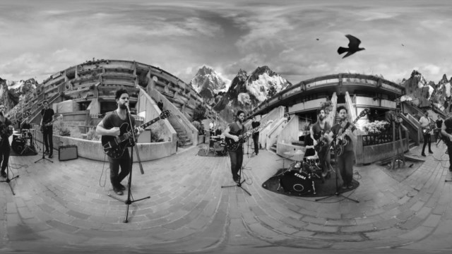 FOALS – Mountain At My Gates [Official Music Video] (GoPro Spherical)