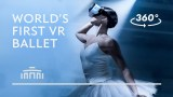 NIGHT FALL –  First Virtual Reality Ballet in the World (360°)