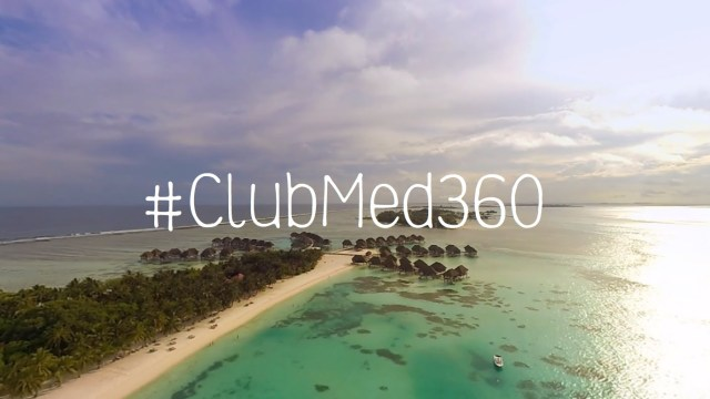 Club Med's Virtual Reality Experience – Teaser