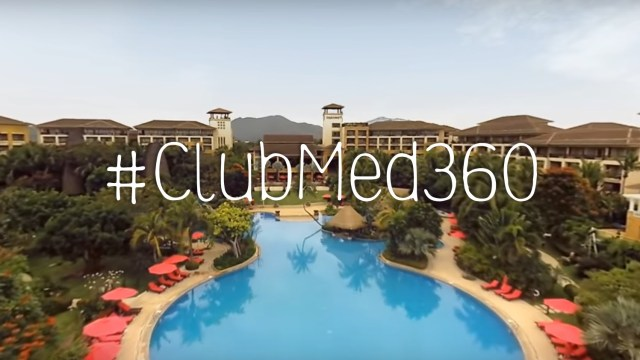 #ClubMed360 Sanya – China