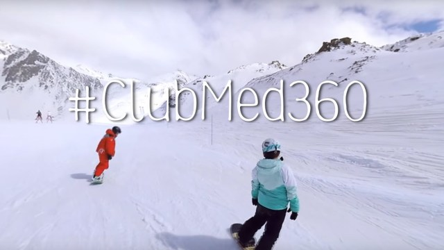 #ClubMed360 Val Thorens Sensations – France