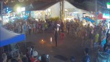 Lamai Walking Street Live Stream From Lamai, Koh Samui, Thailand | Live HD Webcam | SamuiWebcam