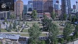 Live Cam, Central Memorial Park, Calgary, Alberta