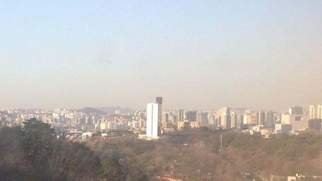 Seoul Landscape Live – South West