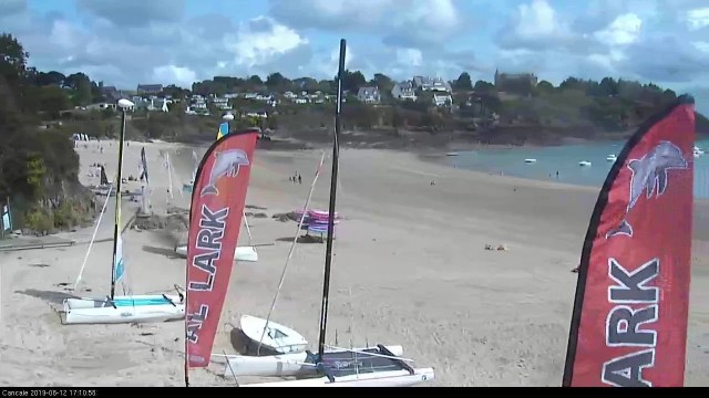 Webcam cancale – Port Mer