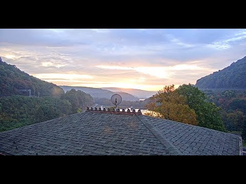 World Famous Horseshoe Curve, Altoona, Pennsylvania USA – Virtual Railfan LIVE