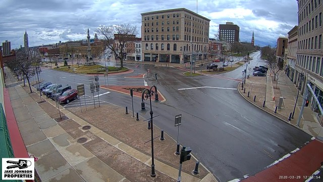 Live Stream — Public Square, Watertown NY — Jake Johnson Properties