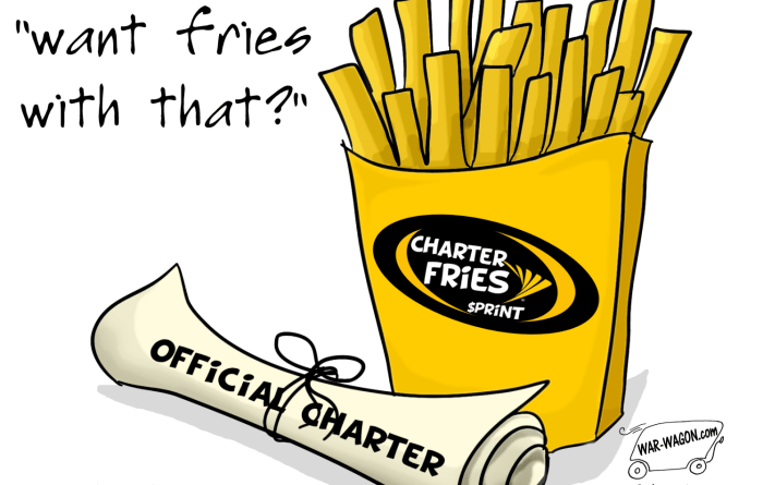 Want Fries With That?