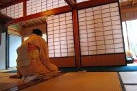 Oriental Sliding Doors
