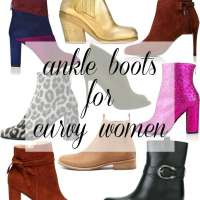 Ask Allie: Ankle Boots for Curvy Women